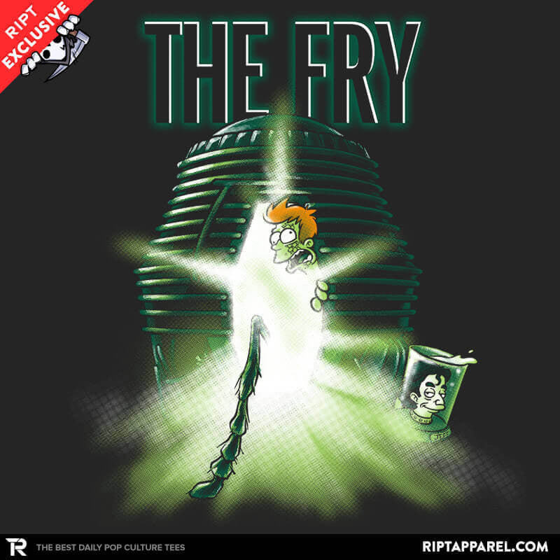 The Fry Exclusive - RIPT Apparel