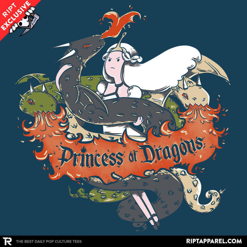 Princess of Dragons Exclusive - Collection Image - RIPT Apparel