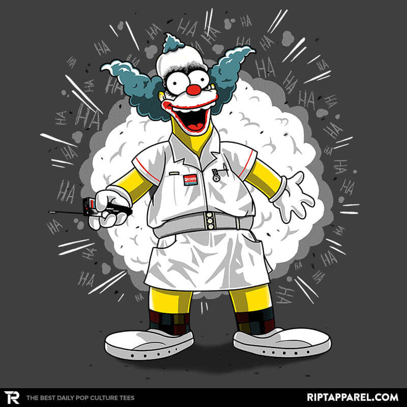 Nurse Krusty - RIPT Apparel