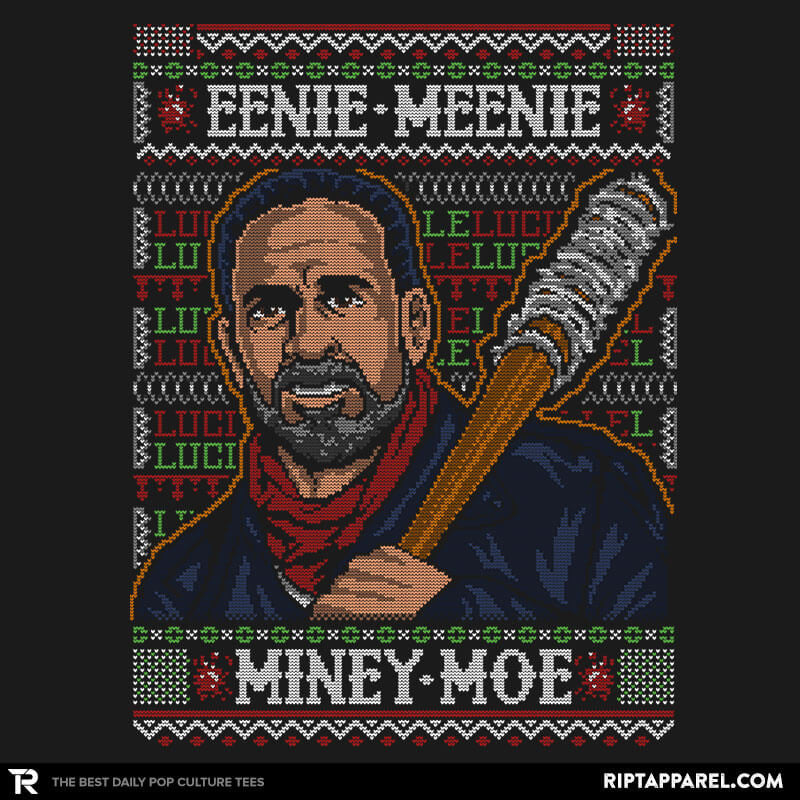 Eenie Meenie COD Holiday Sweater - RIPT Apparel