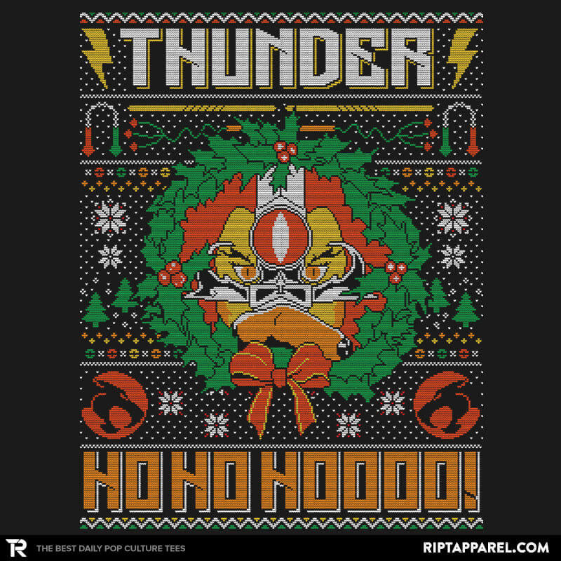 Ho Ho Hooo COD Holiday Sweater - Collection Image - RIPT Apparel