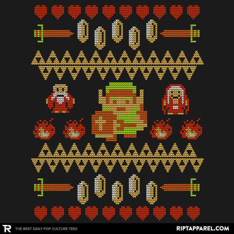 Legend of Xmas COD Holiday Sweater - RIPT Apparel