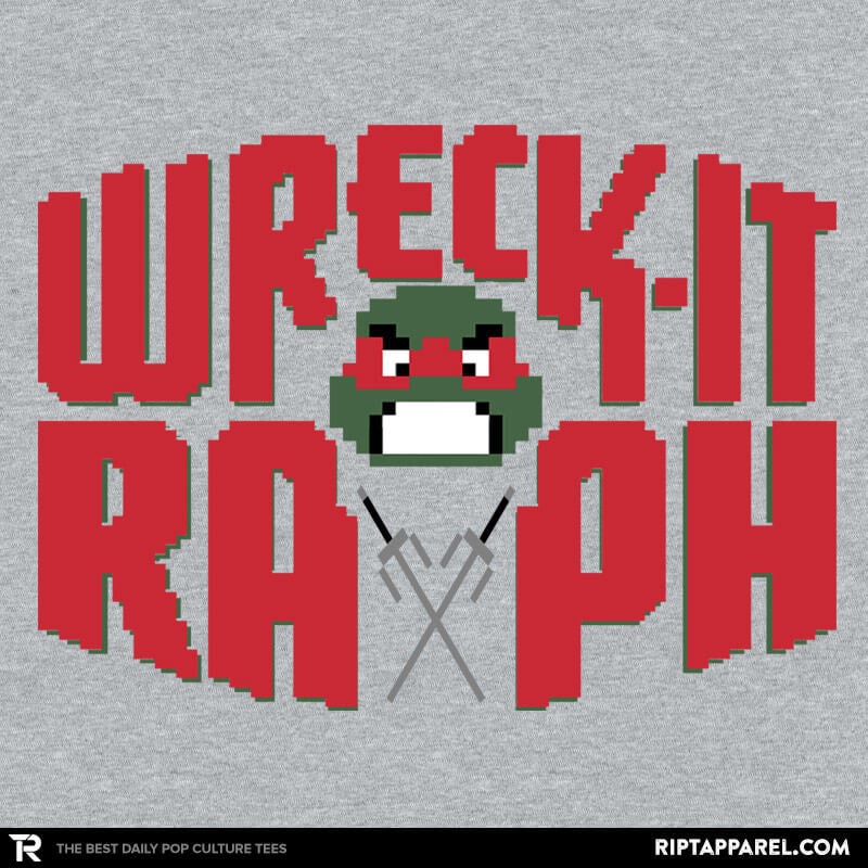 Wreck-It Raph Exclusive - Collection Image - RIPT Apparel