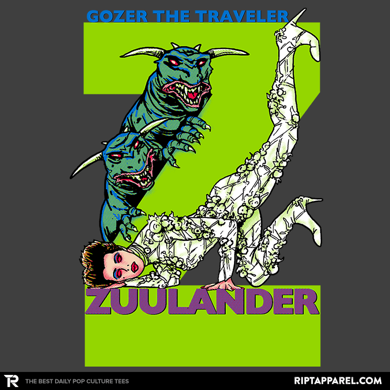 Zuulander Exclusive - RIPT Apparel