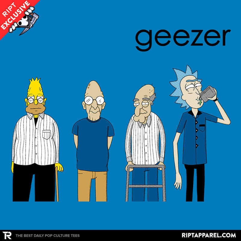 Geezer Exclusive - Collection Image - RIPT Apparel