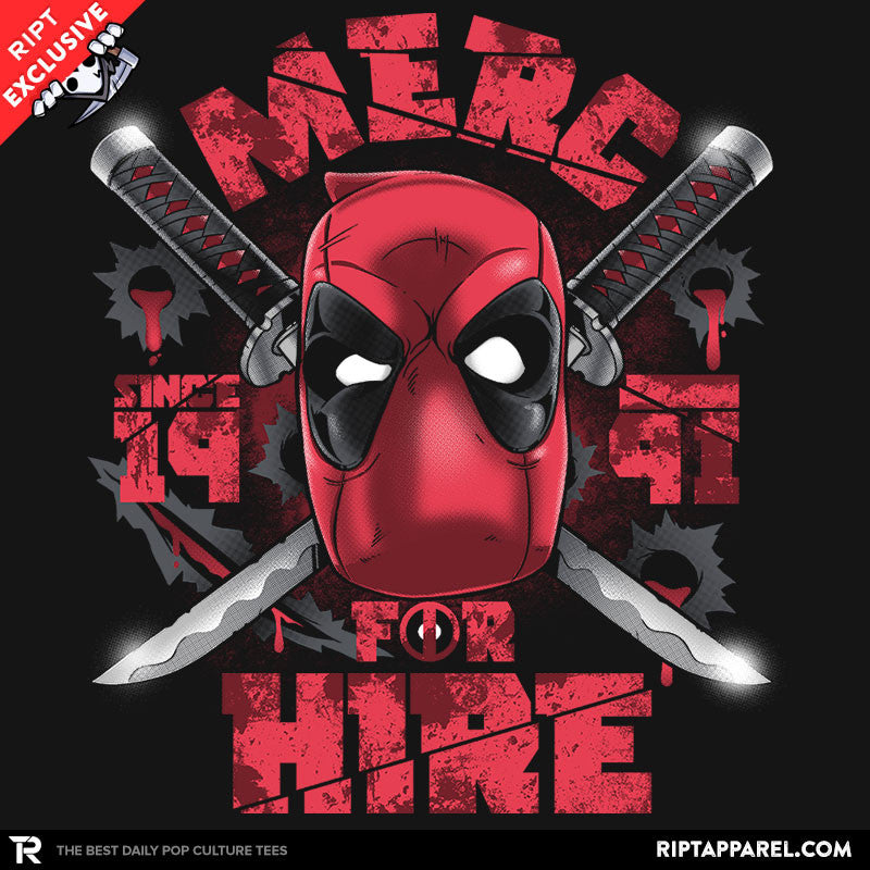 Merc for Hire - RIPT Apparel