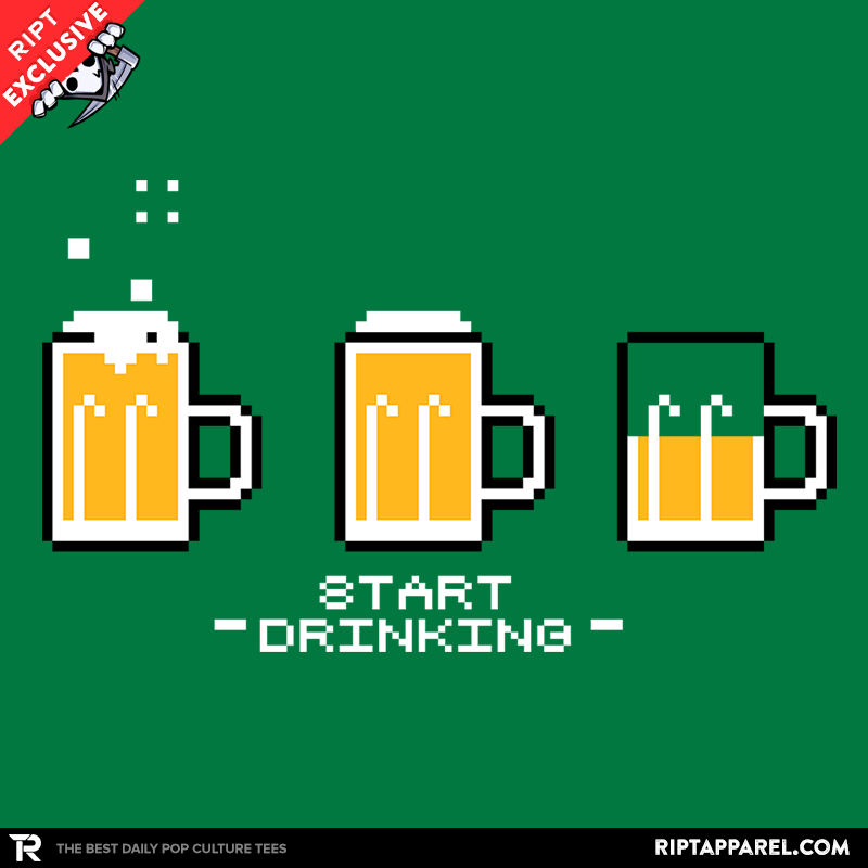 Start Drinking Exclusive - Collection Image - RIPT Apparel