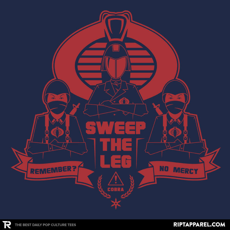 Sweep The Leg - RIPT Apparel