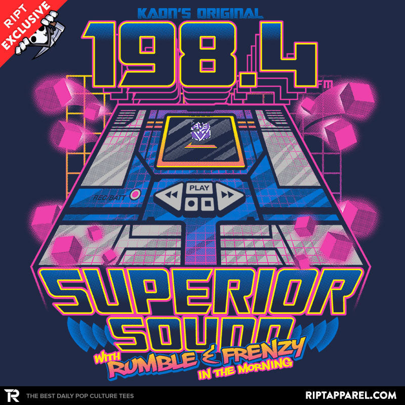 Superior Sound - Collection Image - RIPT Apparel