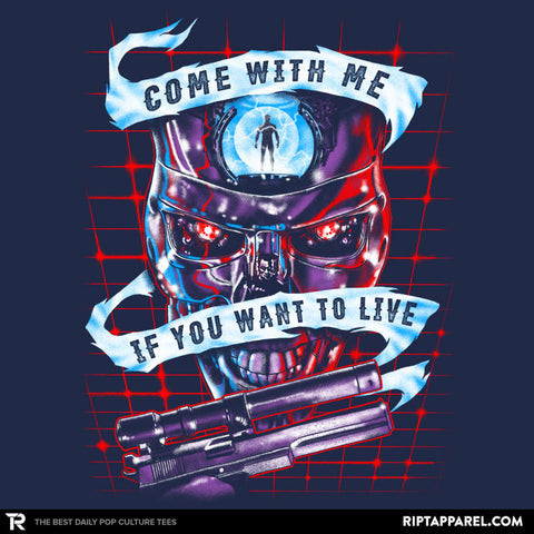 Come With Me If You Want To Live - Electric 80s