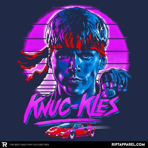Knuckles - Electric 80s