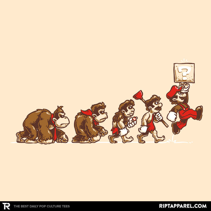 8-Bit Evolution - RIPT Apparel