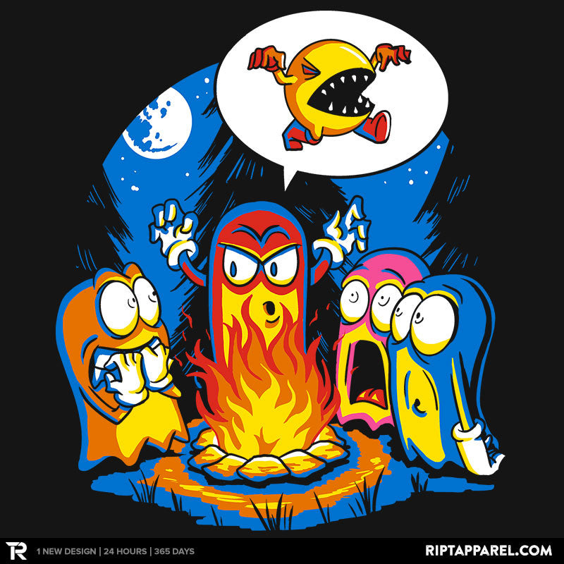 8-Bit Horror - RIPT Apparel