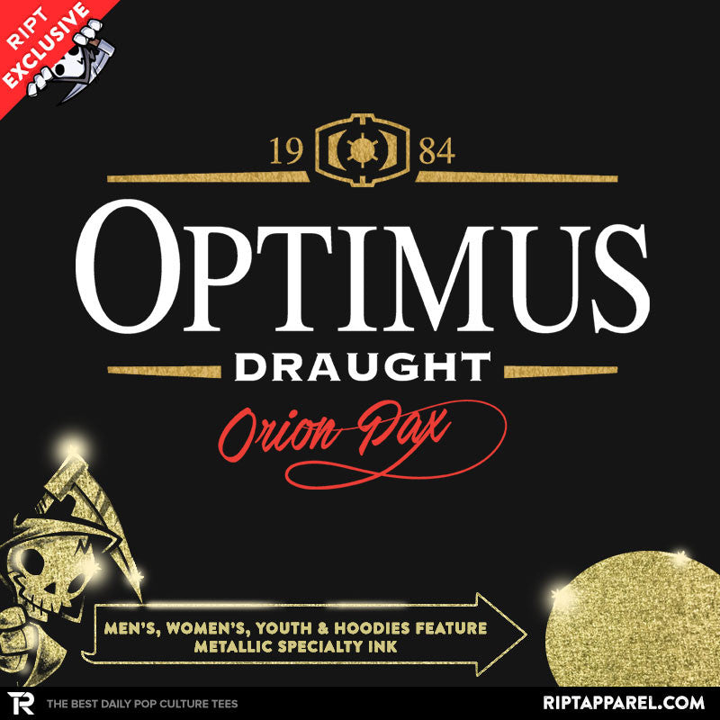 Optimus Draught - Collection Image - RIPT Apparel