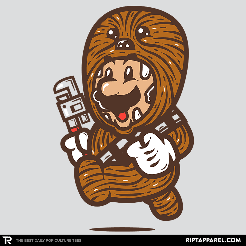 Wookie Plumber - RIPT Apparel