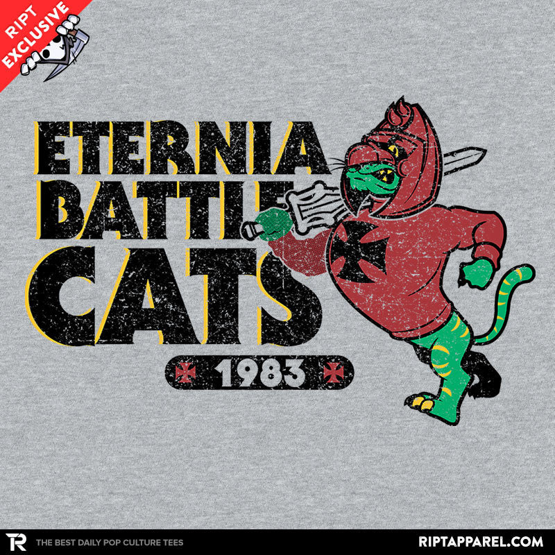 Eternia Battle Cats - Collection Image - RIPT Apparel