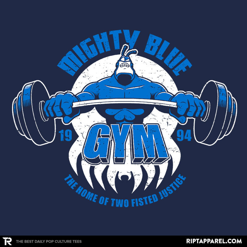 Mighty Blue Gym - RIPT Apparel