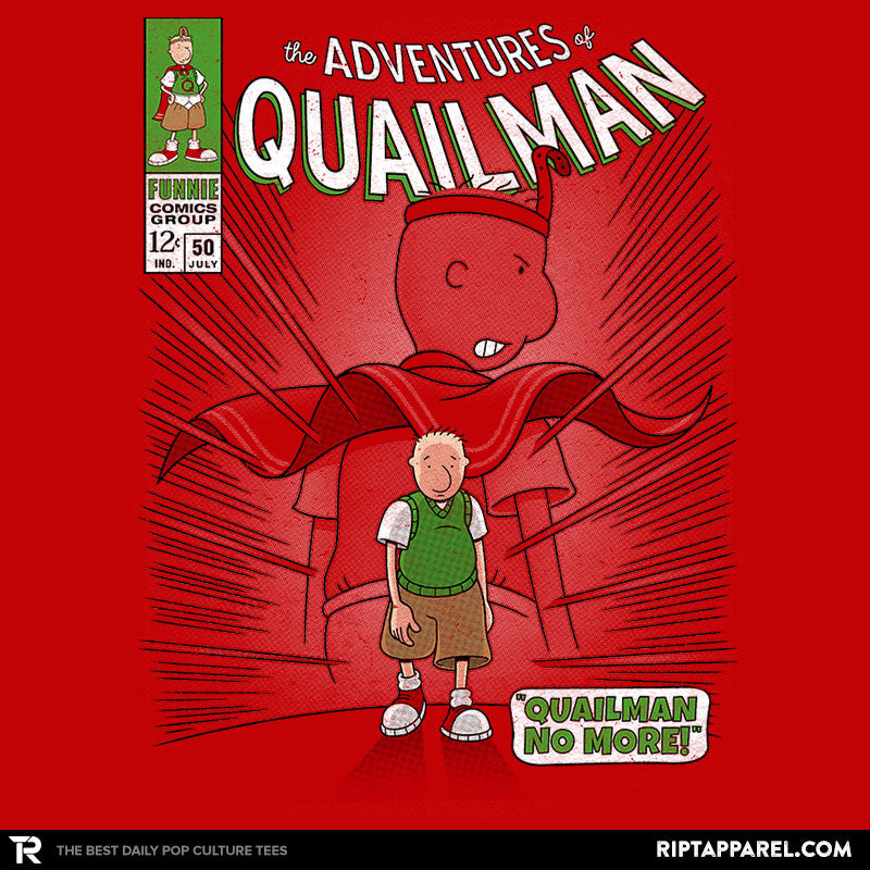Quailman No More - RIPT Apparel