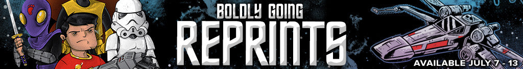 Boldly Going Reprints