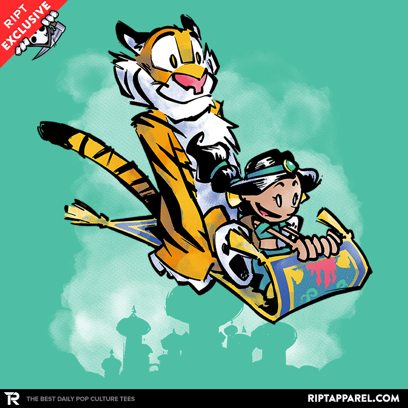 Jasmine and Rajah - RIPT Apparel
