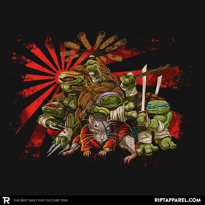 Adolescent Abnormal Shinobi Reptiles - Collection Image - RIPT Apparel
