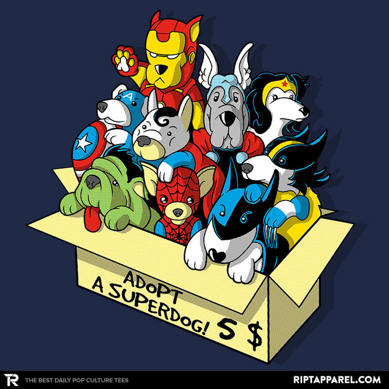 Adopt a SuperDog - Collection Image - RIPT Apparel