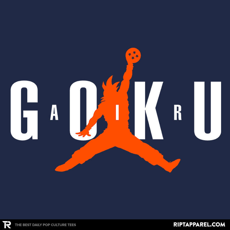 Air Goku - Collection Image - RIPT Apparel