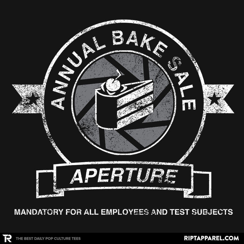 Aperture Bake Sale - RIPT Apparel