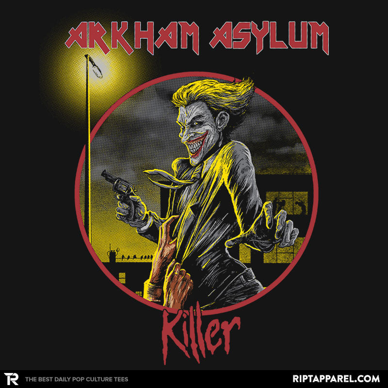 Arkham Asylum - Collection Image - RIPT Apparel