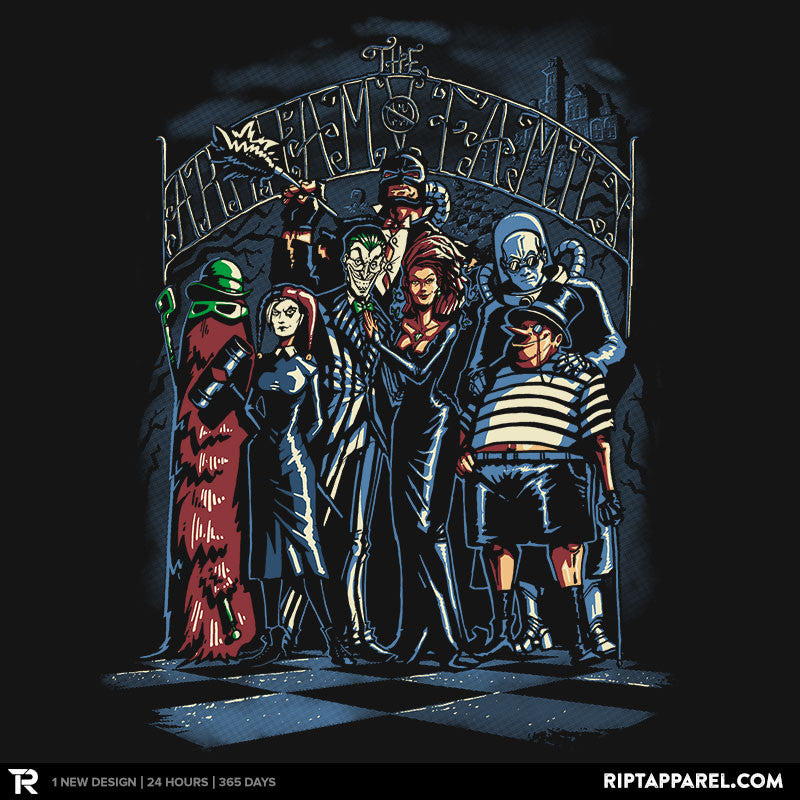 Arkham Family - Collection Image - RIPT Apparel