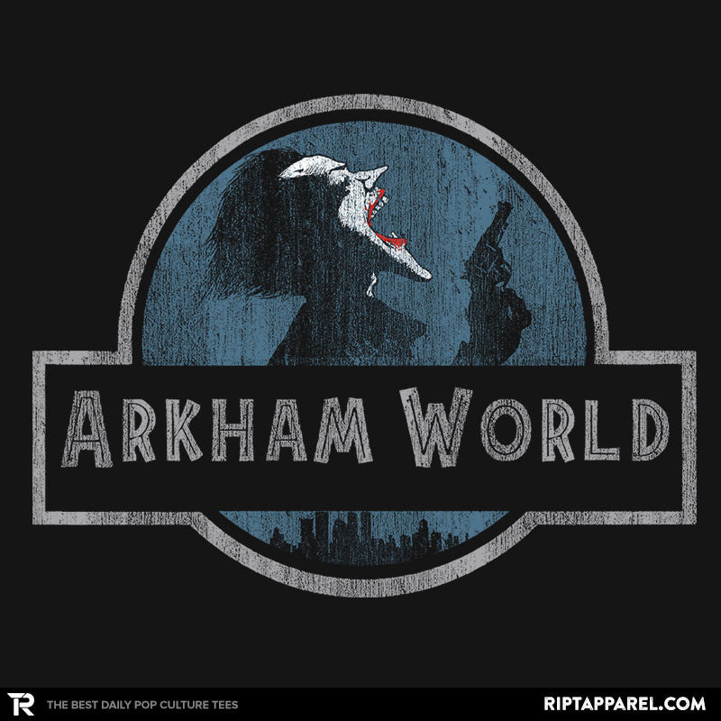 Arkham World - Collection Image - RIPT Apparel