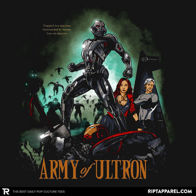 Army of Robots Exclusive - Collection Image - RIPT Apparel