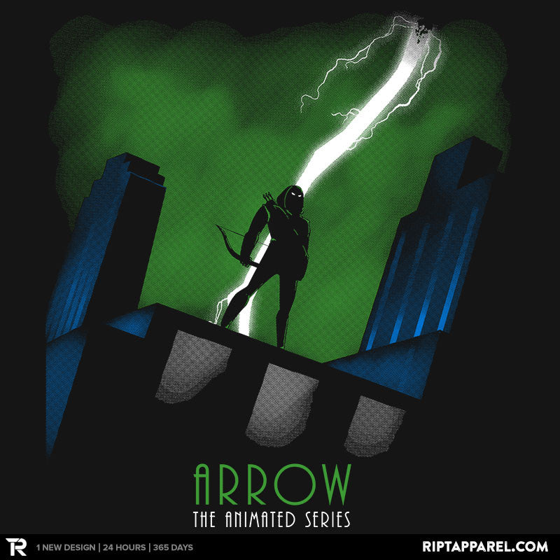 Arrow: The Animated Series - Collection Image - RIPT Apparel
