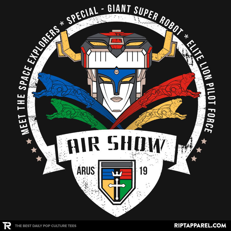 Arus Air Show - Collection Image - RIPT Apparel