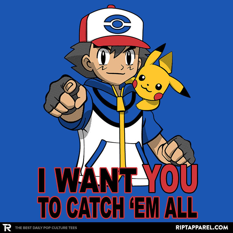 Ash Wants You - RIPT Apparel