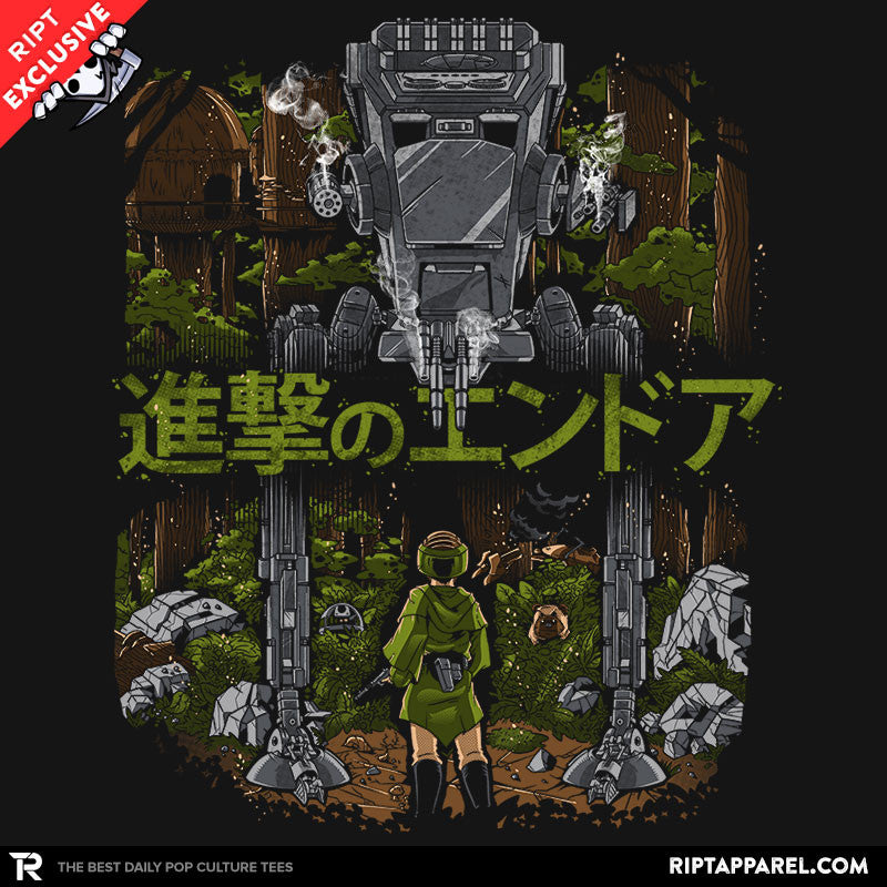 Attack on Endor - RIPT Apparel