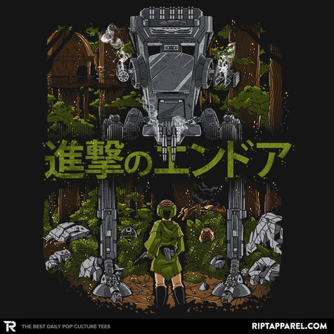 Attack on Endor Exclusive
