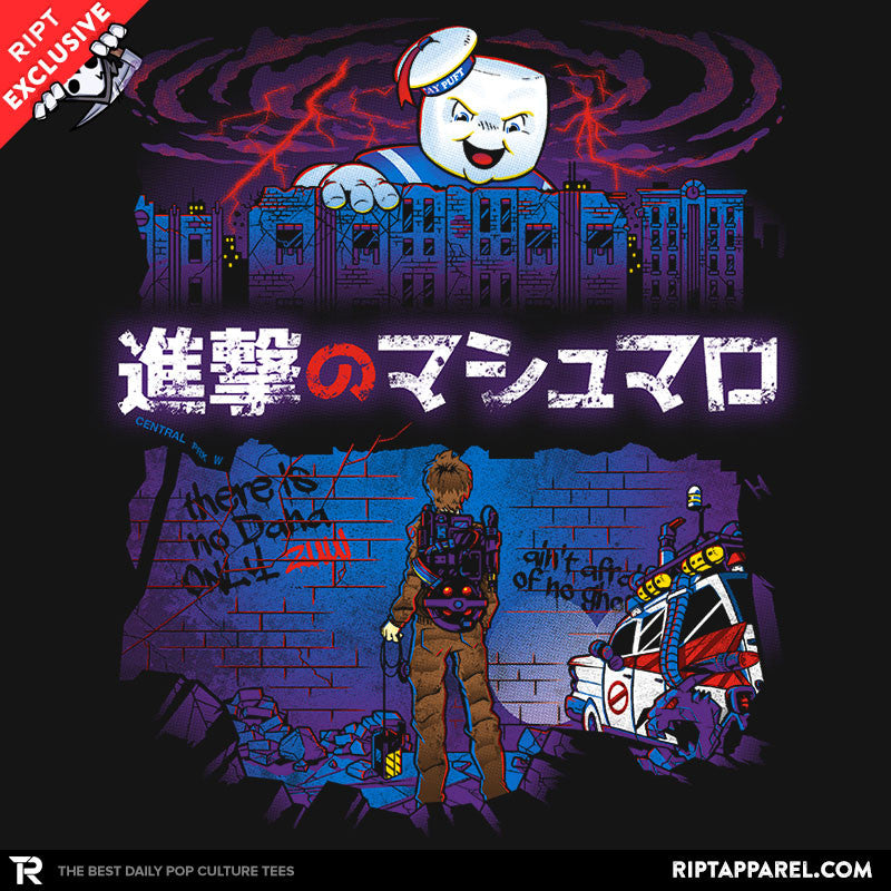 Attack on Marshmallow - Collection Image - RIPT Apparel