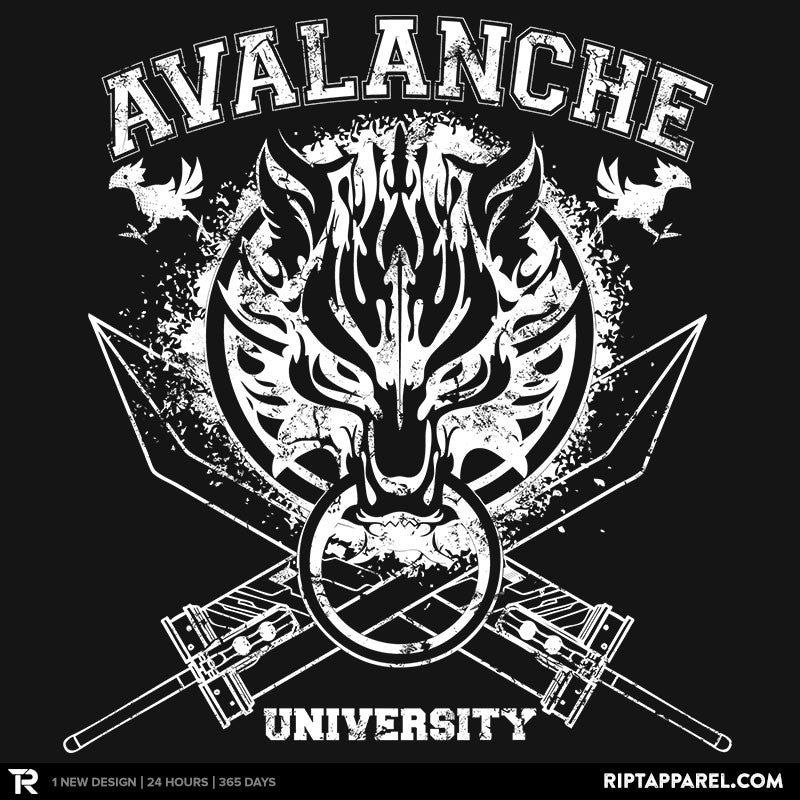 Avalanche University - Collection Image - RIPT Apparel