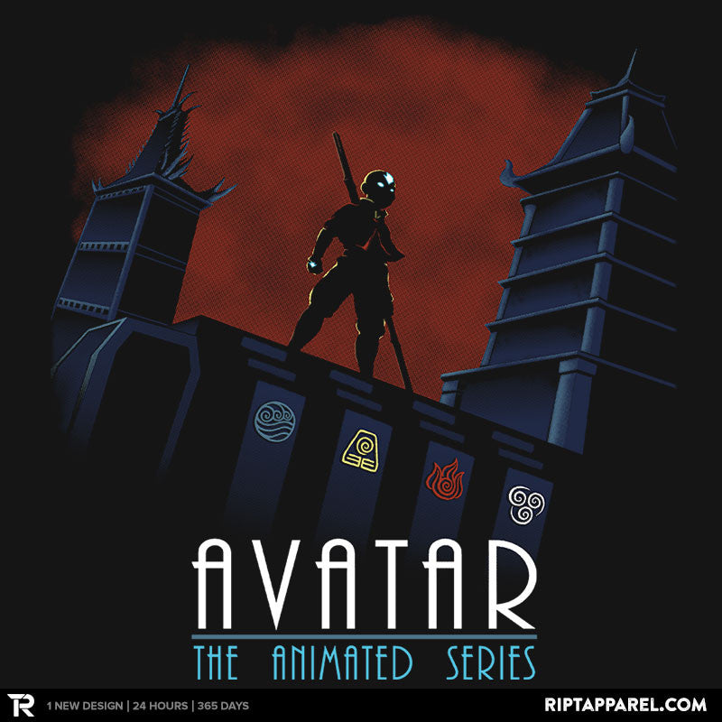 Avatar: The Animated Series - Volume 1 - RIPT Apparel
