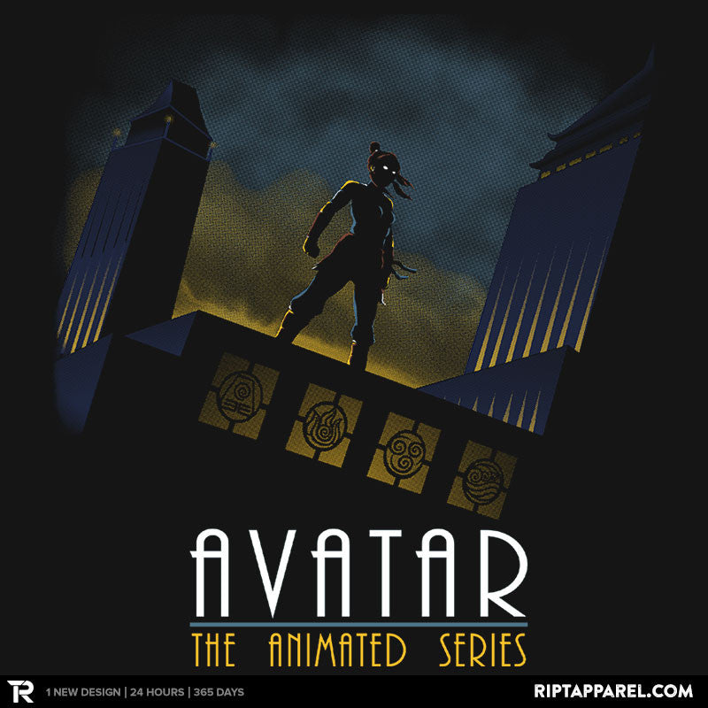Avatar: The Animated Series - Volume 2 - RIPT Apparel