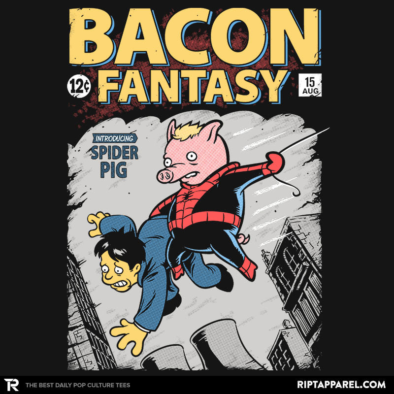 Bacon Fantasy #15 - RIPT Apparel