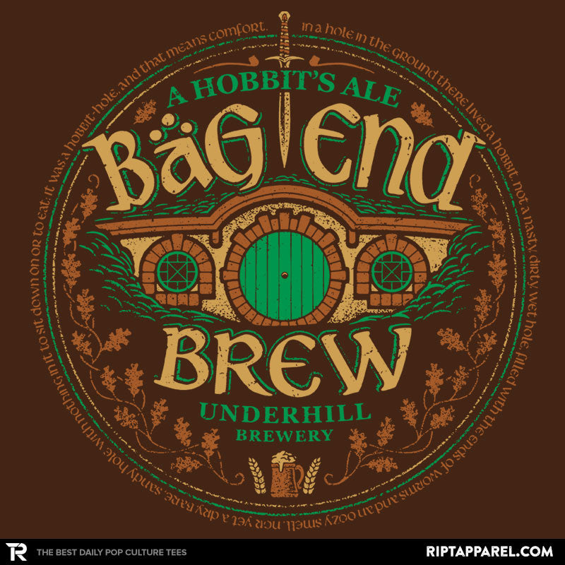 Bag End Brew - Collection Image - RIPT Apparel