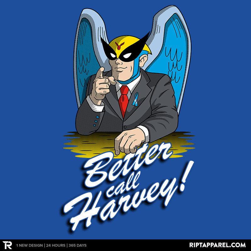 Better Call Harvey! - RIPT Apparel