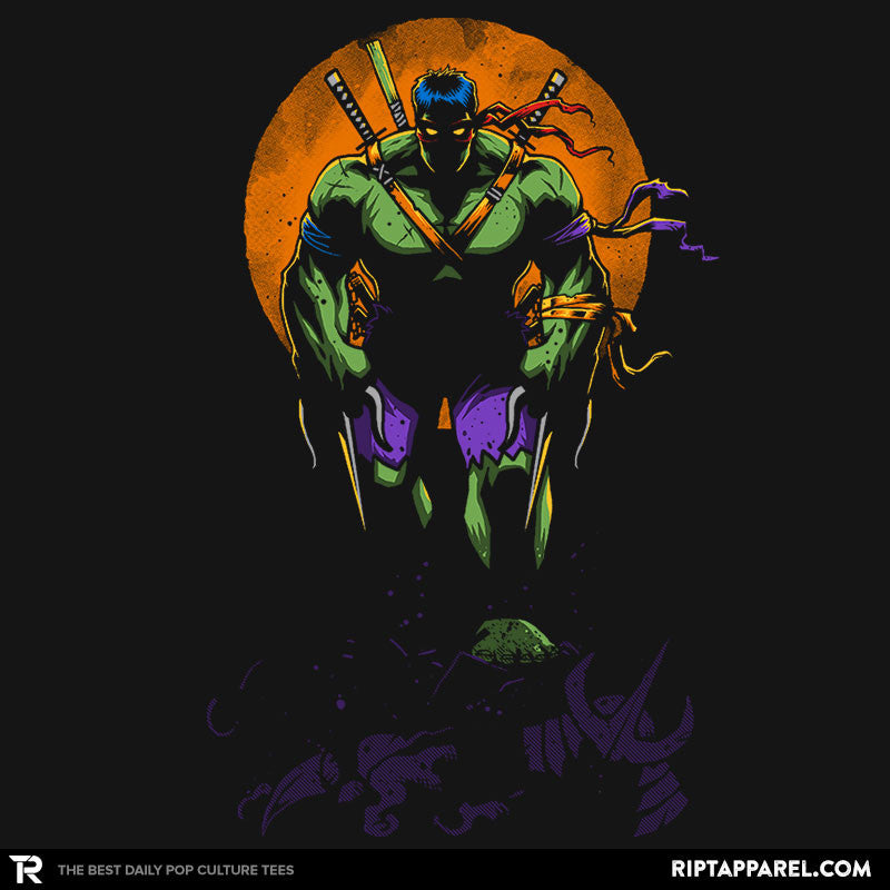 Big Bad Mutant Ninja - RIPT Apparel