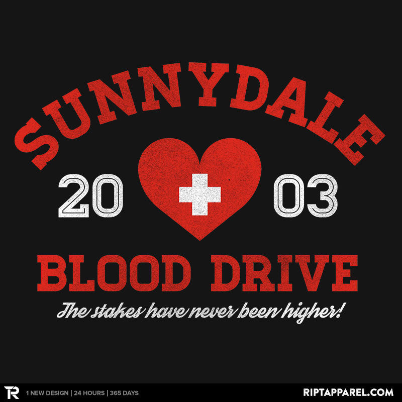 Blood Drive 2003 - RIPT Apparel