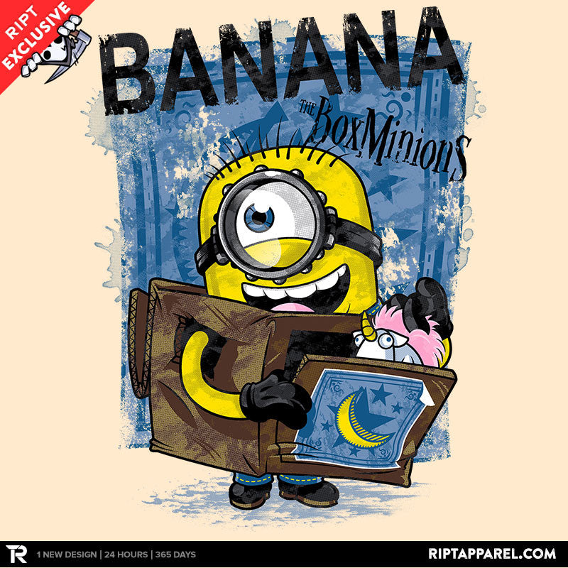 Box Minion - RIPT Apparel