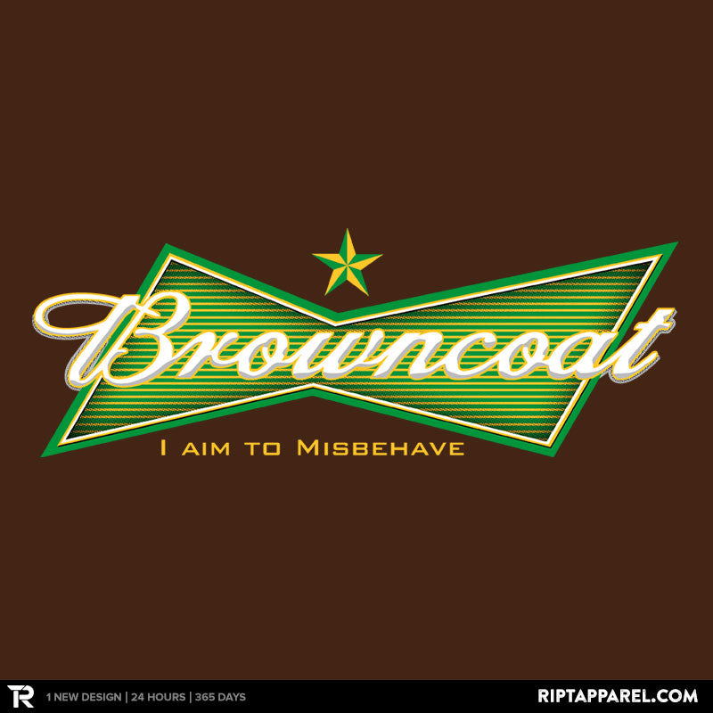 Browncoat Beer - Collection Image - RIPT Apparel