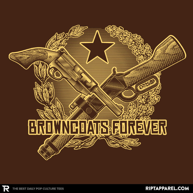 Browncoats Forever - Collection Image - RIPT Apparel