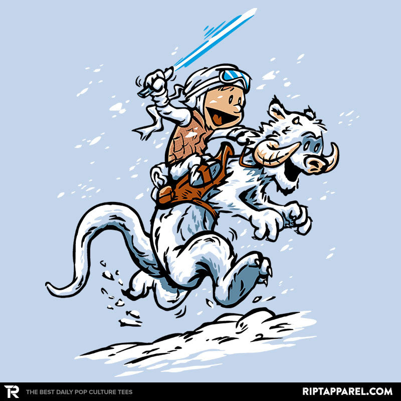 Calvin and Hoth - RIPT Apparel